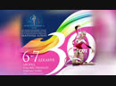 Rhythmic gymnastics International Tournament for the prizes of Marina Lobach. Day 1