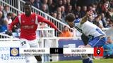 Hartlepool United 3-2 Salford City The National League 270419