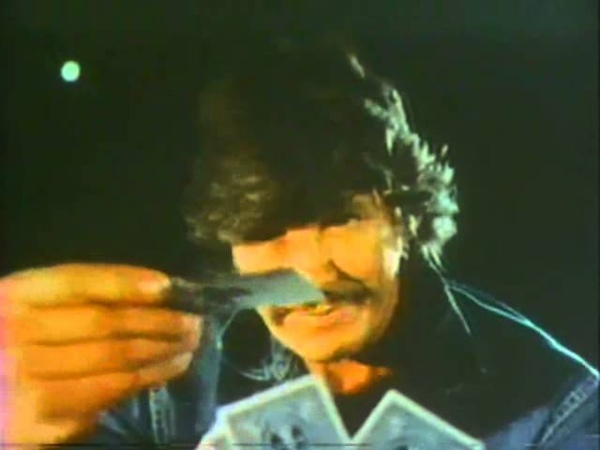 CHARLES BRONSON in a rare Japanese Mandom commercial