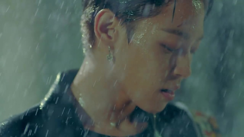 The Rose - Shes in The Rain Woosung [MV TEASER]