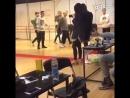 Танцевальная практика Gramarie boys