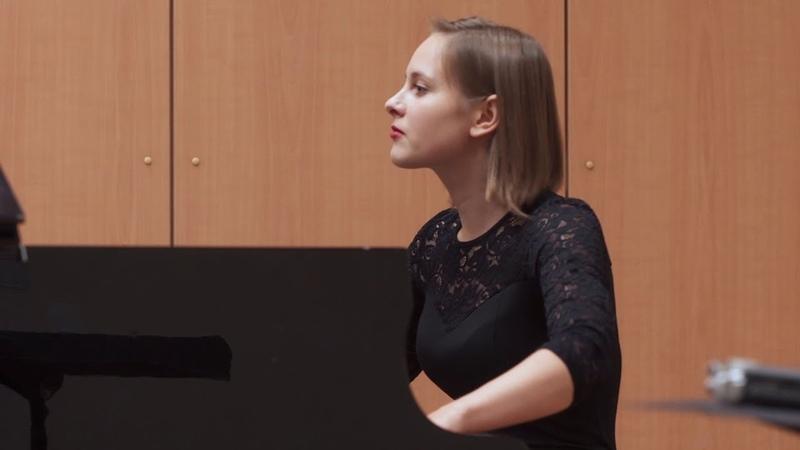Duo Mouseîon PRIX D'HONNEUR 2 pianos