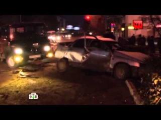 Страшная авария произошла в городе Белебее