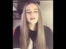 Слава Басюл - Разбуди меня (Девушка классно спела шикарную песню)