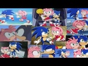 Sonamy Moments Completion Sonic x