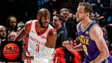 Houston Rockets vs Utah Jazz Full Game Highlights 12.06.2018, NBA Season