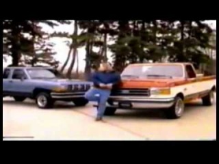 1991 Ford F-150 Commercial