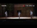 Отрывок из представления мюзикла Военная школа Шинхын Чжи Чан Ук Кан Ха Ныль