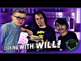 COOKING WITH WILL! (FT CG5 &amp CK9C) DAGames