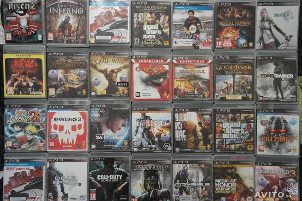 Купить Игры для PlayStation 3 (PS3) в интернет-магазине