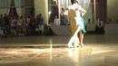 Себастьян Ачавал и Роксана Суарез Фестиваль Аргентинское Танго Milonga Brava