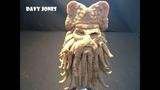 Дейви Джонс из скульптурного пластилина