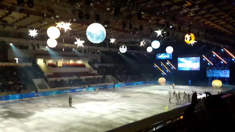 Фестиваль танцев на льду 16.03.19 Лужники
