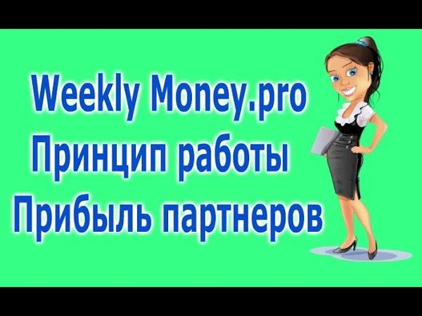 Weekly Money pro Принцип работы матрицы ПЕРЕВЕРТЫШ