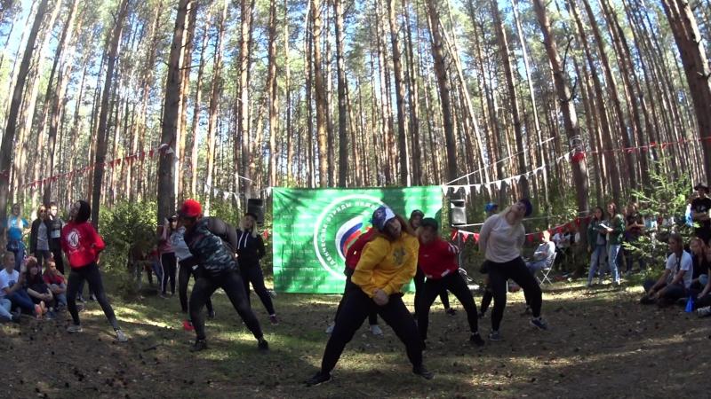 Танцы на траве. СПО Фокус