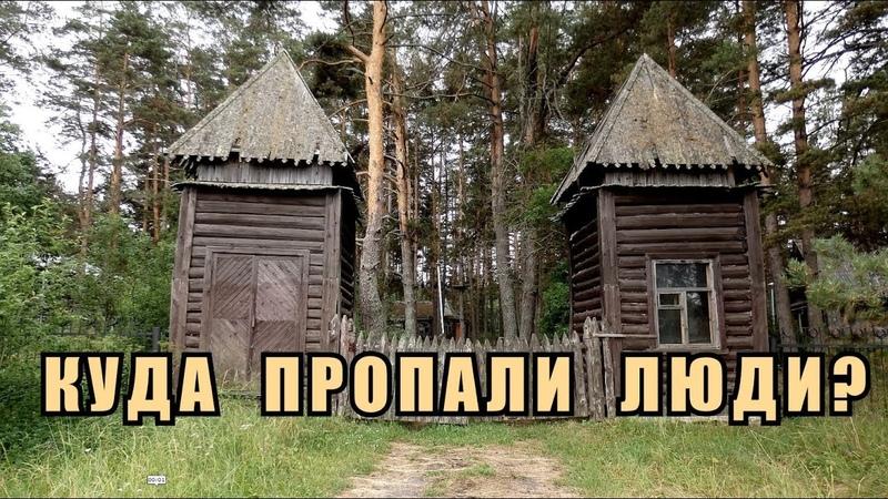 ЗАБРОШЕННАЯ БАЗА ОТДЫХА В ЛЕСУ.КУДА ПРОПАЛИ ЛЮДИ?ЗАЧЕМ ТУТ БОМБОУБЕЖИЩЕ?ABANDONED RUSSIA