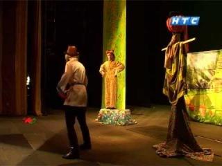 Лесные разбойники в Ирбитском театре