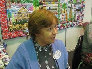 Корнеева Катя. Интервью с Мелехиной Тамарой Николаевной. Лоскутное шитье. Увлеченные люди.