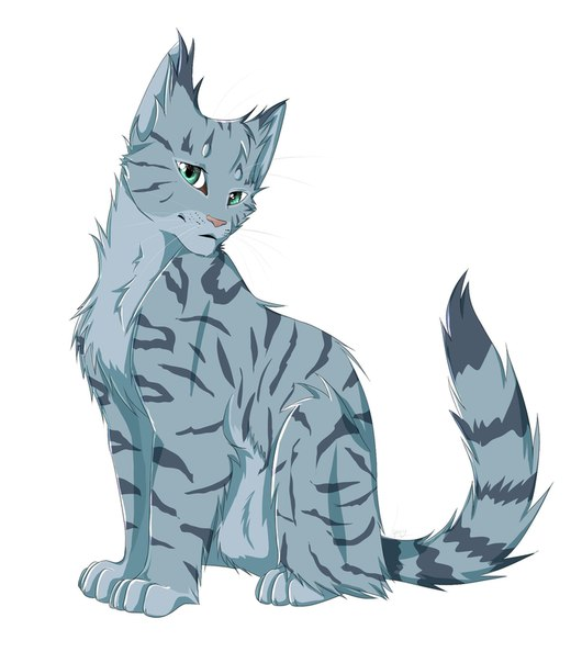 воробей коты воители картинки