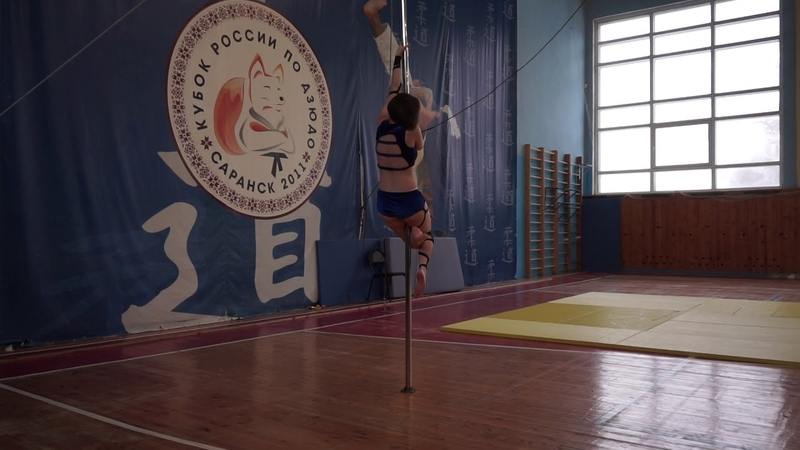 Golden Fox 2018 Pole dance Взрослые Профессионалы Ирина