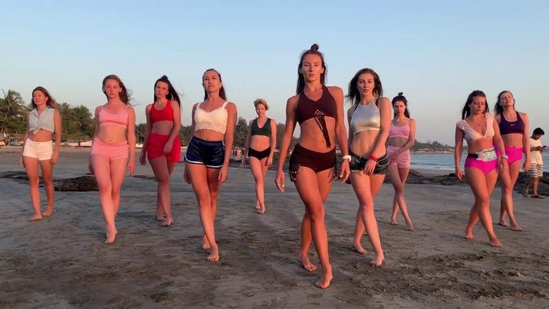TWERK REGGAETON 2019 BY DARIA MOROZ DANCE FITNESS HOLIDAYS