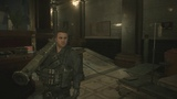 Resident Evil 2 Remake - Chris Redfield Rocket Launcher GAMEPLAY (Those Eyes...)