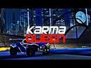 KARMA - QUEEN OF ROCKET LEAGUE BEST GOALS, RESETS, DRIBBLES