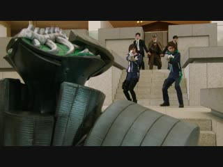 Kaitou Sentai Lupinranger vs. Keisatsu Sentai Patranger En Film [RAW]