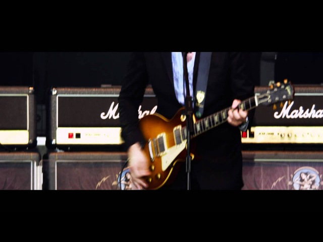 Black Country Communion Song Of Yesterday Live Over Europe
