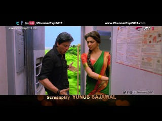 Chennai Express- Dialogue Promo - 'Don't Underestimate The Power Of A Common Man'