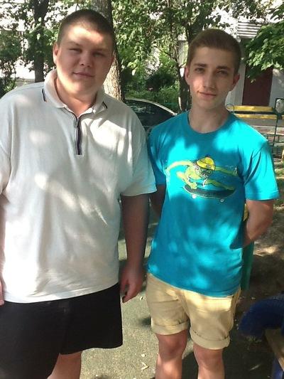 Кирилл Трушин, 28 сентября 1998, Москва, id138218016