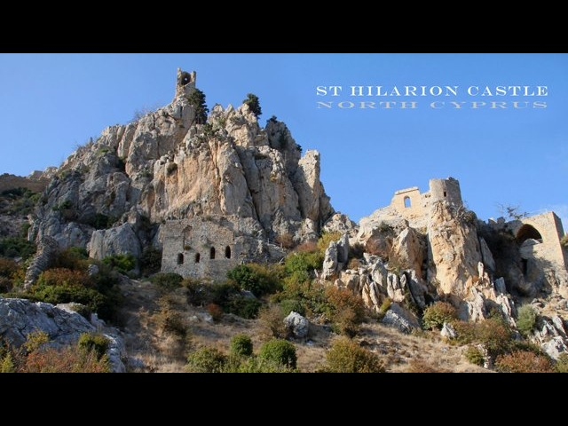 St Hilarion Castle - Kyrenia Mountains - North-Cyprus - Panasonic GH2