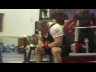 Алибегов Мурад. 270 кг