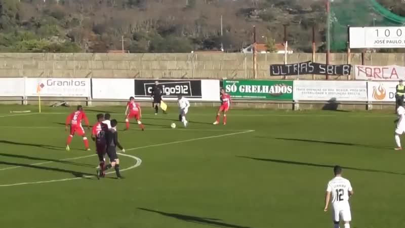 Benfica Castelo Branco 0-2 UD Leiria (13022019)