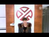 180213 EXO LAY Zhang Yixing 张艺兴 Weibo update