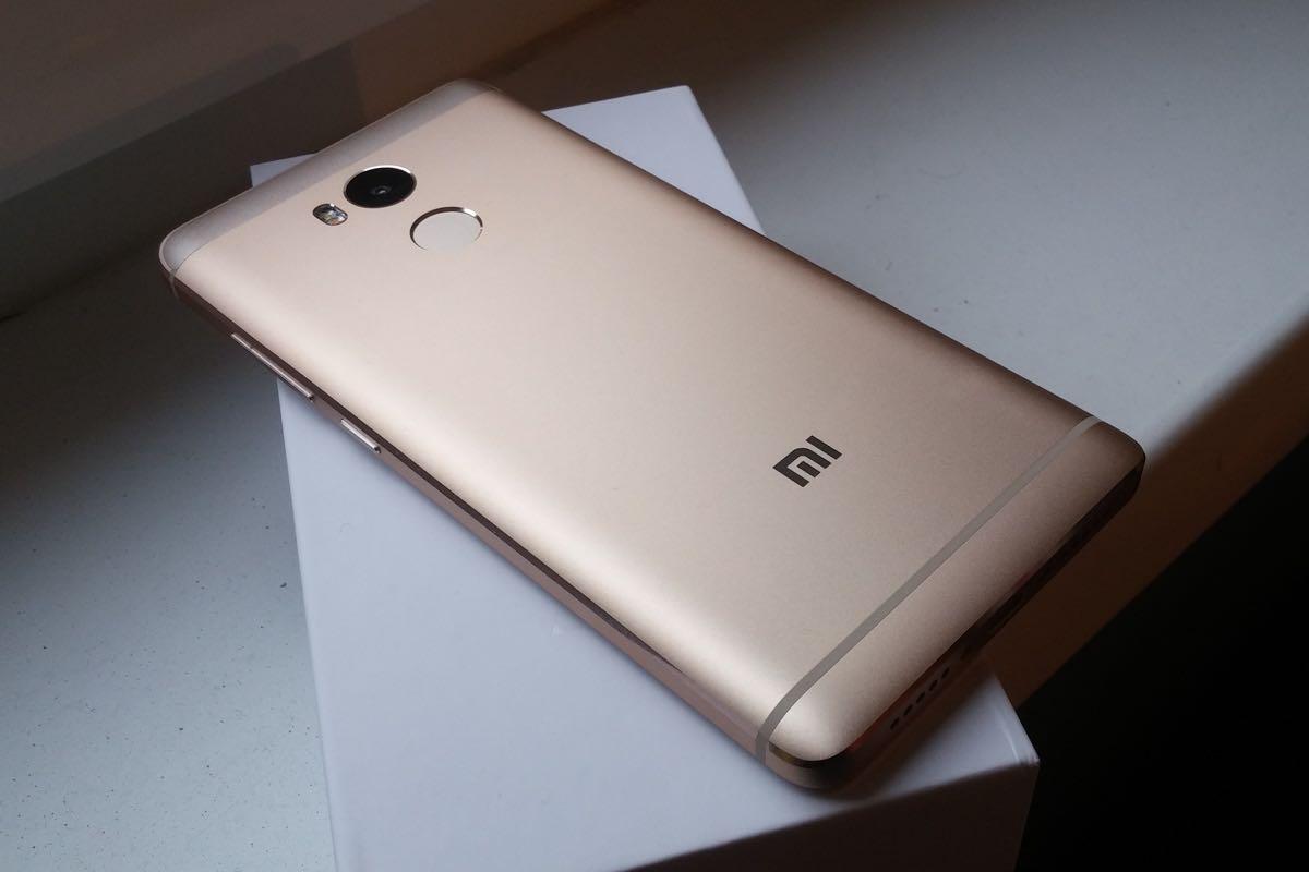 Xiaomi redmi 4pro(цвет золото) Экран целый,в | Объявления Орска и Новотроицка №5278