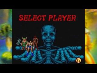 Игровая Одиссея - Лучшее из SEGA - Серия игр Golden Axe