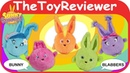 Sunny Bunnies Bunny Blabbers Funrise Plush Talking Rabbit Cute Unboxing Toy Review by TheToyReviewer