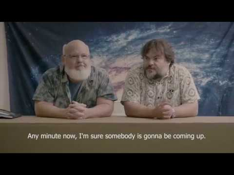 Tenacious D Post Apocalypto Suggestion Booth w Hollywood's Tastemakers Русская озвучка