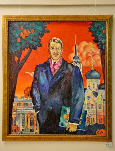 Портрет губернатора Алексея Васильевича Гордеева