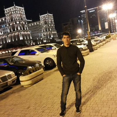 Kamran Allahverdiyev, 21 августа 1993, Переславль-Залесский, id207667838
