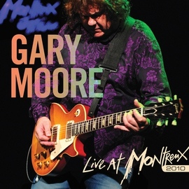 Gary Moore альбом Live At Montreux 2010