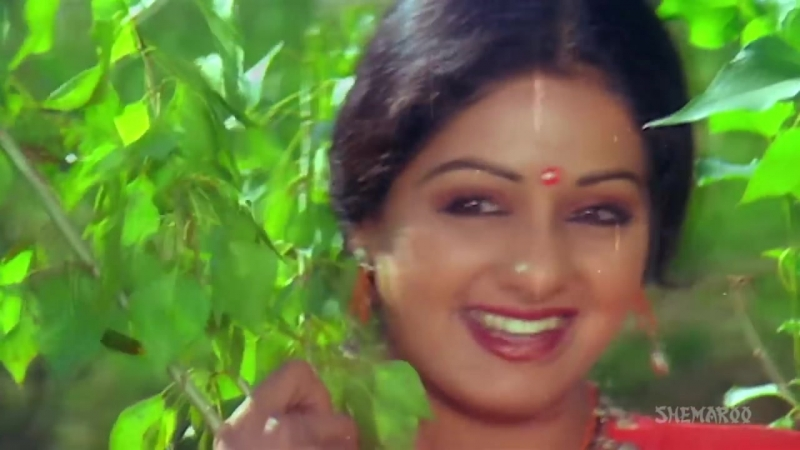 Tera Sang Mila Ang Ang Khila (HD) - Sherni Songs - Sridevi - Shatrughan Sinha -
