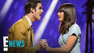Lea Michele & Darren Criss Are Best Friends on Tour | E! News