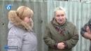 Помощь горловчанам пострадавшим вследствие артобстрелов со стороны ВСУ