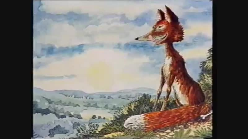 Ladybird Video The Sly Fox and Red Hen