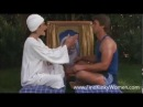 Private Resort good cfnm and ballbusting scene