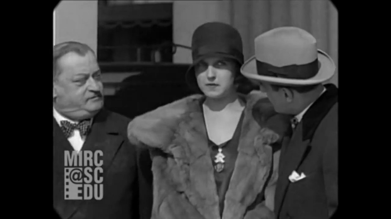1929 - Early Sound Footage of France