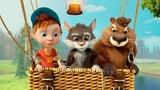 ДBA XBOCTA 2OI8 мультфильм, детский фильм