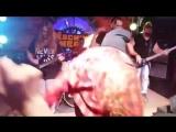 Alive! - Районы-кварталы (Звери кавер) (05.03.18, Machine Head, Саратов)